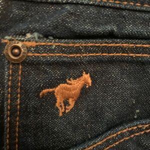 1970's Wrangler Jeans 38 short